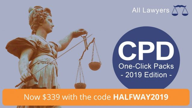 One-Click CPD Compliance for All Lawyers (5 Points)