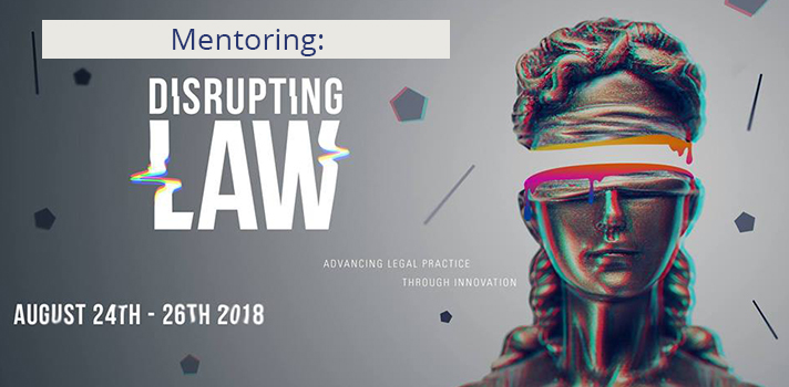LawCPD Mentors future lawyers at Disrupting Law 2018 Perth