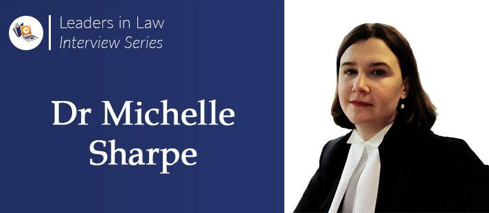 Leaders in Law - Michelle Sharpe Interview
