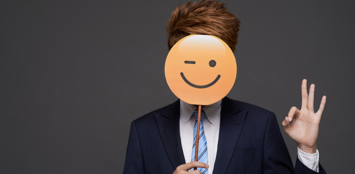 Lawyers using emoji