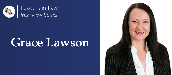 Leaders in Law - Grace Lawson Interview