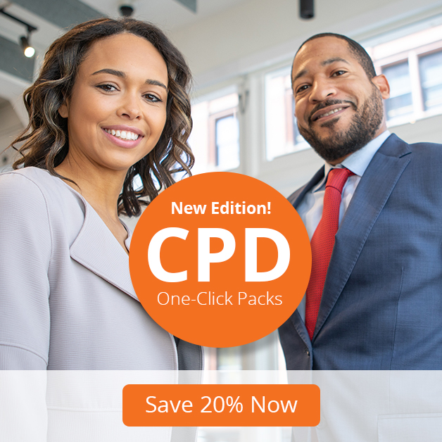 Save 20% on legal CPD compliance