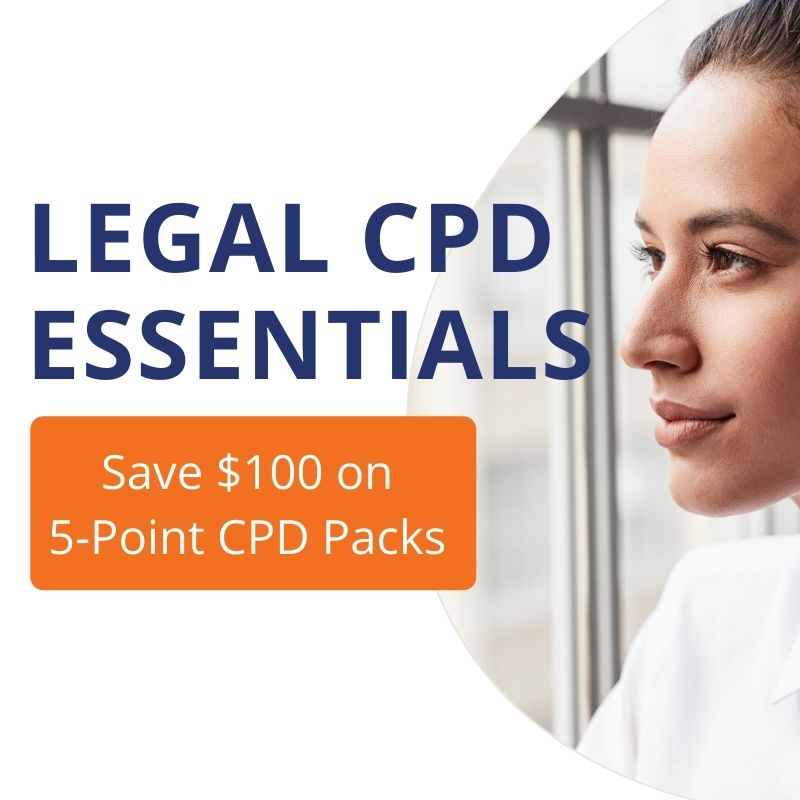 Click to Save $100 on Your CPD Essentials
